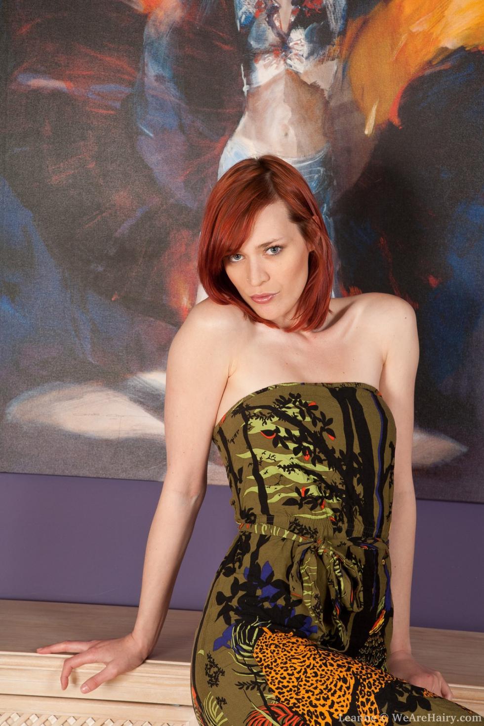 Redhead photos leanne